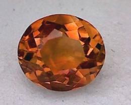 1.6ct Bright Orange Spessartine Garnet VVS, A301