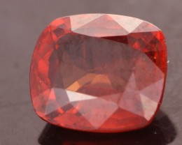 1.17 CTS CERTIFIED ORANGE  BURMESE SPINEL [SNP130 ]