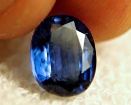 3.48 Carat Vibrant Blue Himalayan Kyanite - Gorgeous