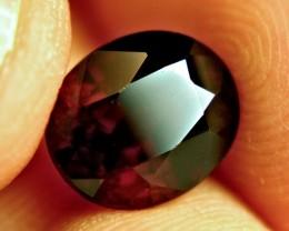 4.57 Carat Deep Rhodolite Garnet