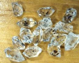 CRYSTAL QUARTZ-LIKE HERKIMER-DIAMOND8.40 CTS LG-1316