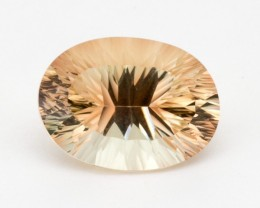 9.5ct Champagne Pink Oval Sunstone (S2349)