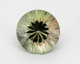 2.9ct Green Champagne Round Sunstone (S2372)
