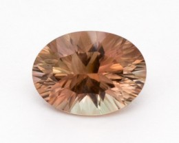 3.5ct Pink Oval Sunstone (S2373)
