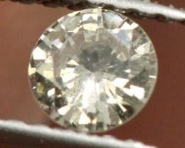 WHITE DIAMONDS .20 CTS SD-26