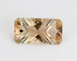 7.6ct Champagne Rectangle Sunstone (S2371)
