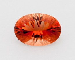 4ct Red Oval Sunstone (S2374)