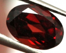 GARNET NATURAL FACETED 0.60 CTS TBG-2151