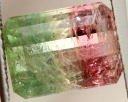TOURMALINE FACETED STONE 3.5  CTS CG-1971