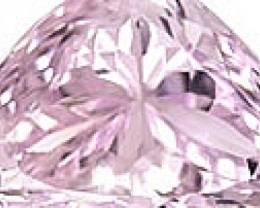 16.88 CT KUNZITE LARGE PERFECT CUT LILAC/PINK - DAZZLING!