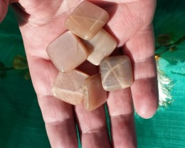 SUNSTONE GEM 20MM LARGE SQUARE SIZE PARCEL / LOT