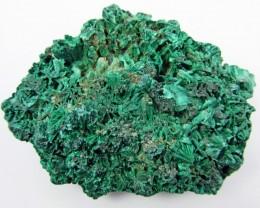 Beautiful natural malachite crystal specimen  BU 548