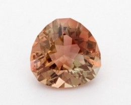 7.8ct Peach Trilliant Sunstone (S2405)
