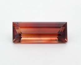 SALE WAS $20,400 ~ 19.87ct Red Rectangle Sunstone (S2397)