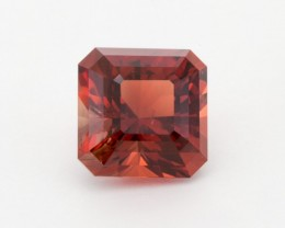 SALE WAS $8855 ~ 11.5ct Red Square Sunstone (S2394)
