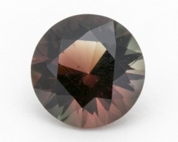 5.43ct Red Round Sunstone (S2381)