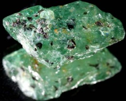 Emerald Rough  14 CTS    RG-1373