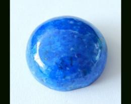 65 cts Natural Lapis Lazuli Round Cabochon