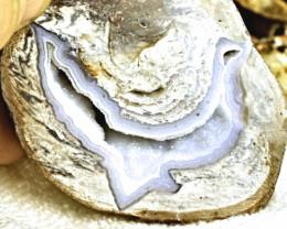 837.0 Carat Natural Geode From Madagascar