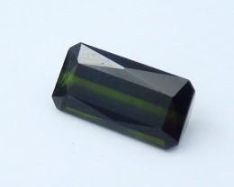 Toumaline Gemstone Dark Green Tourmaline Gem,3cts(B1804126)