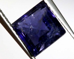 IOLITE FACETED STONE 1.55   CTS   PG-1709