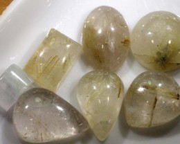 RUTILATED QUARTZ PARCEL  70 CTS TBG-2180