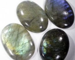 161.65 CTS FLASHY LABRADORITE PARCEL-DRILLED  [MGW 5000]