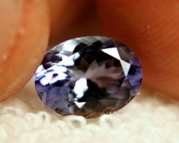 CERTIFIED - 2.69 Carat IF/VVS1 African Tanzanite