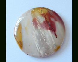 79.5CTS Natural Mookaite Jasper Gemstone Cabochon