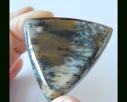 127.5ct Beautiful Dendritic Agate Natural Gemstone Cabochon