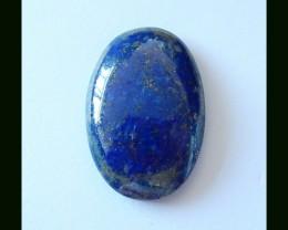 Lapis Lazuli Gemstone Cabochon,38 cts