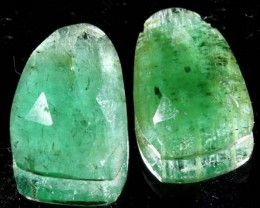 EMERALD PAIR 4.90 CTS BG-181