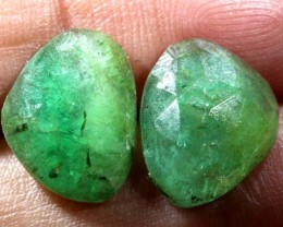 EMERALD PAIR 5.40 CTS BG-189
