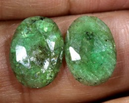 EMERALD PAIR 4.75 CTS BG-193