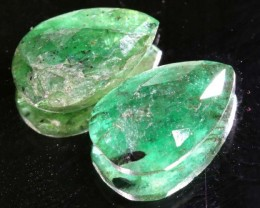 EMERALD PAIR 5.70 CTS BG-196