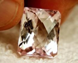 17.58 Carat SI Pink Himalayan Kunzite - Beautiful