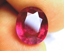 3.50 Carat Fiery Ruby - Impressive