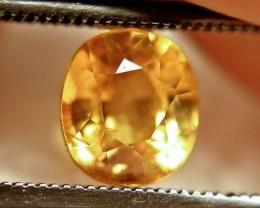 1.96 Carat VS Yellow Sapphire - Gorgeous