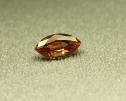TOPAZ NATURAL MEXICAN ORANGY BROWN