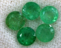 EMERALD FACETED PARCEL 1.20 CTS  PG-1714