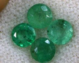 EMERALD FACETED PARCEL  1.05CTS  PG-1719