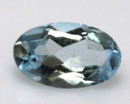 AQUAMARINE NATURAL FACETED 0.20 CTS CG-849