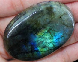 Genuine 175.00 Cts Flash Labradorite Cab