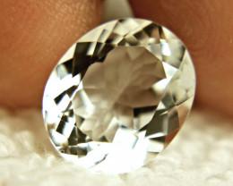 5.32 Carat VVS1 Goshenite White Emerald