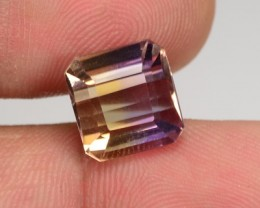 6.49 Cts Natural Bi Color Ametrine Bolivia Gem - NR Auction