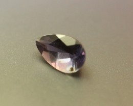 IOLITE GEMSTONE PEAR SHAPE