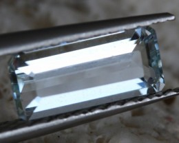 1.80 CT AQUAMARINE - LIGHT SKY BLUE - VVS!