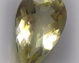 5.15ct Wonderful Pastel Gold Beryl - Stunning luster