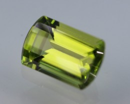 2.90 CT PERIDOT - AMAZING CUT AND COLOR!