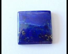 19 Ct Lapislazuli Gemstone Cabochon